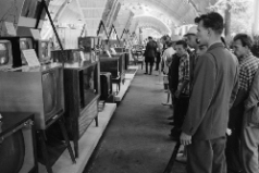 The American National Exhibition held in Sokolniki in 1959
